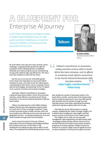 Page 24 of A Blueprint for Embarking on your Enterprise Journey