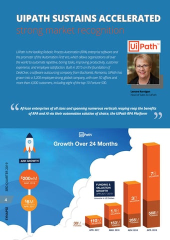 Page 8 of UiPath Headlines AI Expo Africa 2019