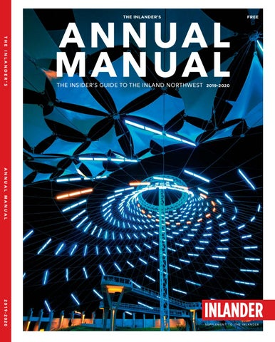 Annual Manual 2019/20 by The Inlander - issuu