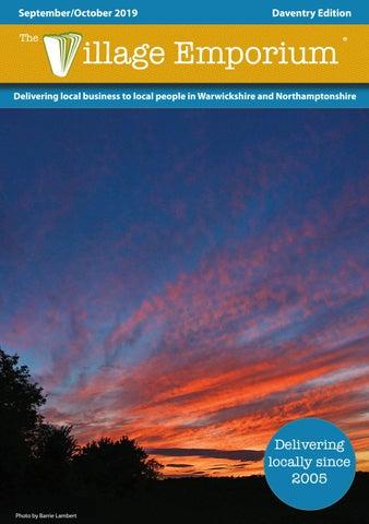 Village Emporium Magazine - Daventry Edition - September
