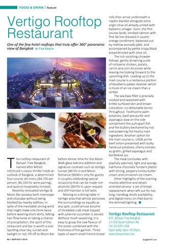 Page 66 of Vertigo Rooftop Restaurant