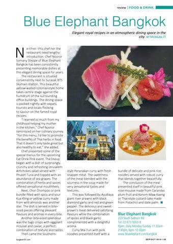 Page 69 of Blue Elephant Bangkok