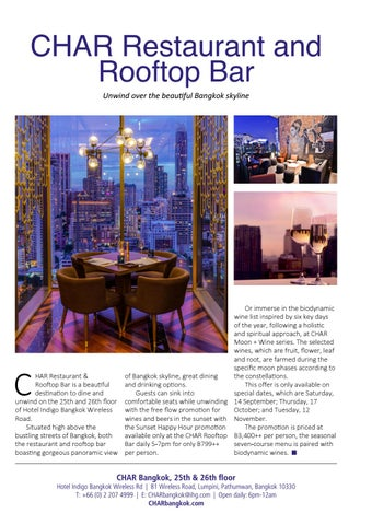 Page 84 of CHAR Restaurant and Rooftop Bar