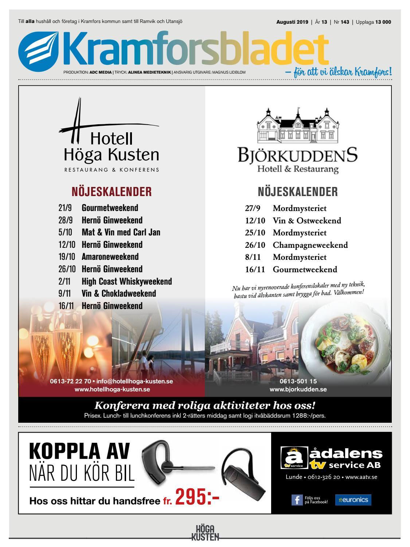 Kramforsbladet 1908 by ADC Media issuu