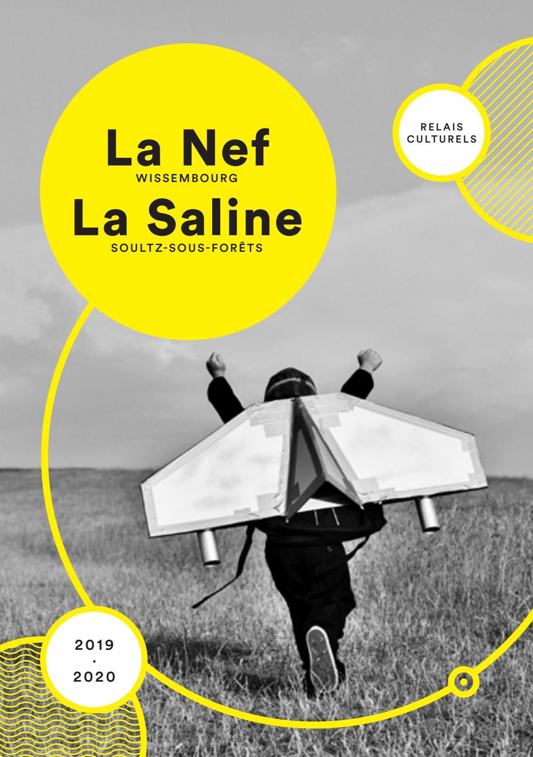 La Nefsaline Saison 20192020 By Becoze Issuu