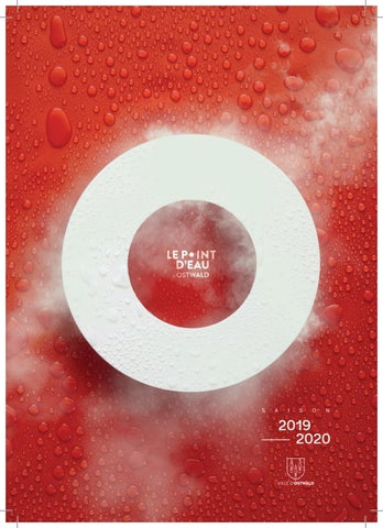 Le Point Deau Saison 20192020 By Becoze Issuu