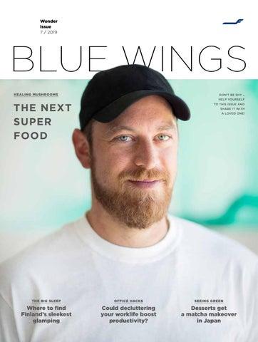 Poke Roblox Id Elsa Slotte Blue Wings Wonder Issue September 2019 By Finnair Bluewings Issuu