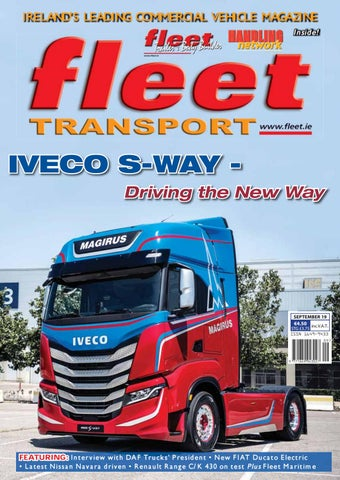 Fleet Transport September 2019 By Fleet Transport Issuu
