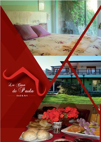 Hosteria La Casa De Paula Trelew Chubut Agencias By Lipcsey
