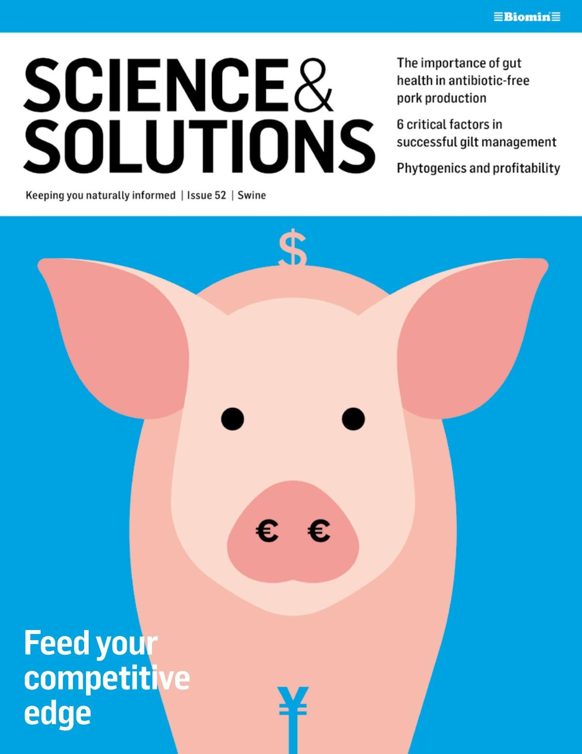 Science & Solutions No. 21   US by BIOMIN   issuu