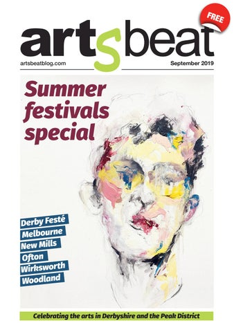 Artsbeat September 2019 By Amanda Penman Issuu
