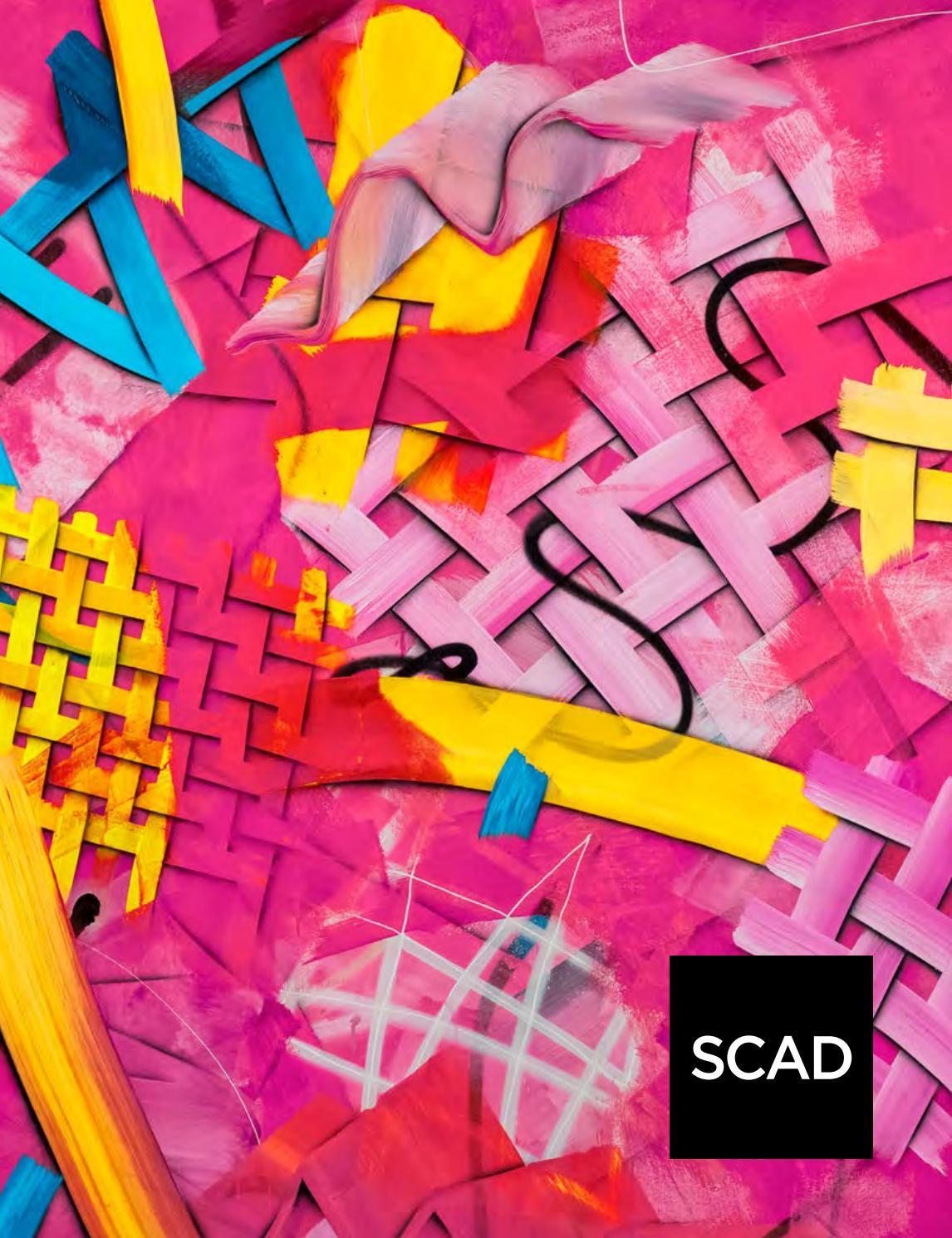 SCAD 2019-20 academic catalog by SCAD - issuu