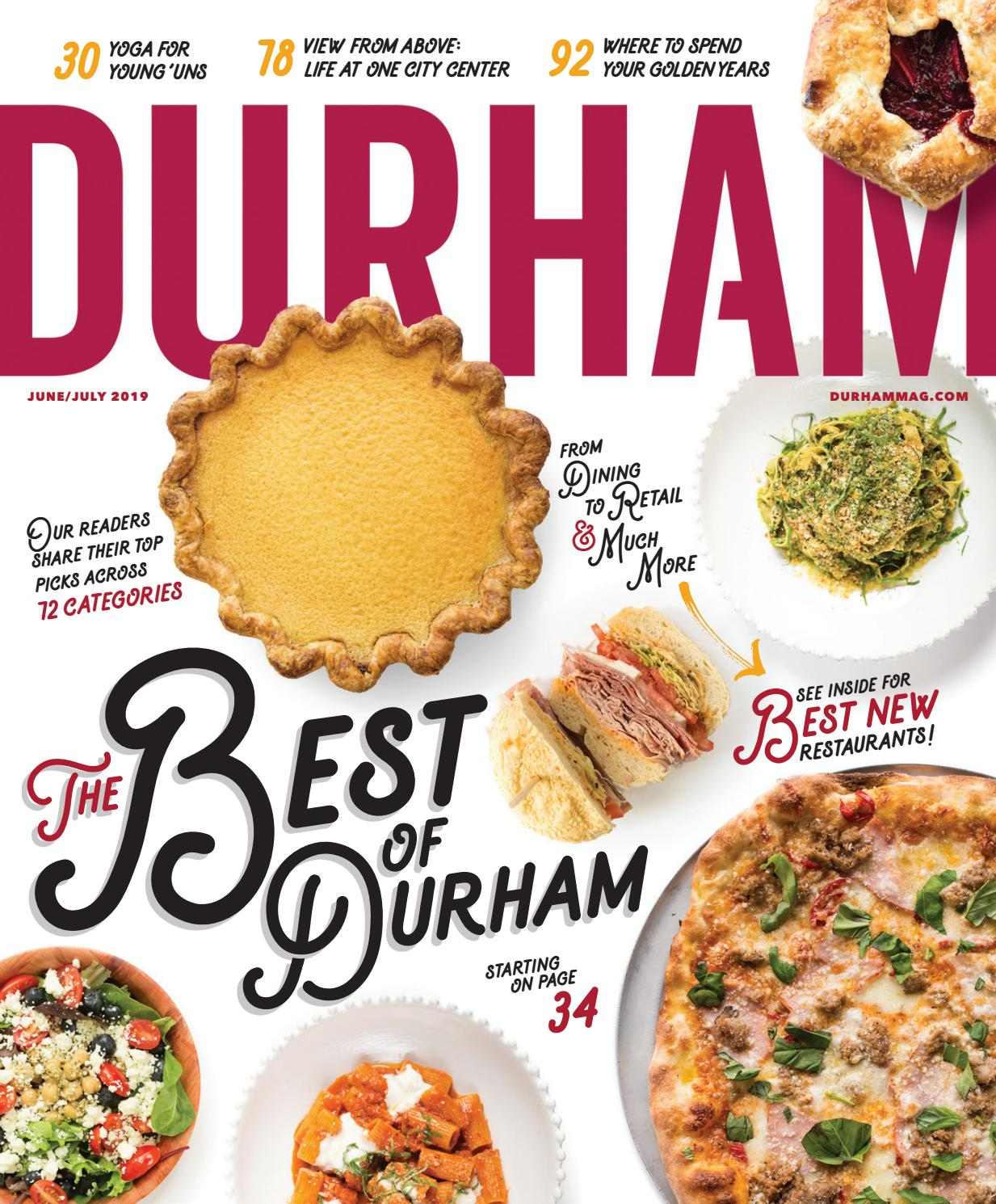 Durham Magazine June July 2019 By Shannon Media Issuu