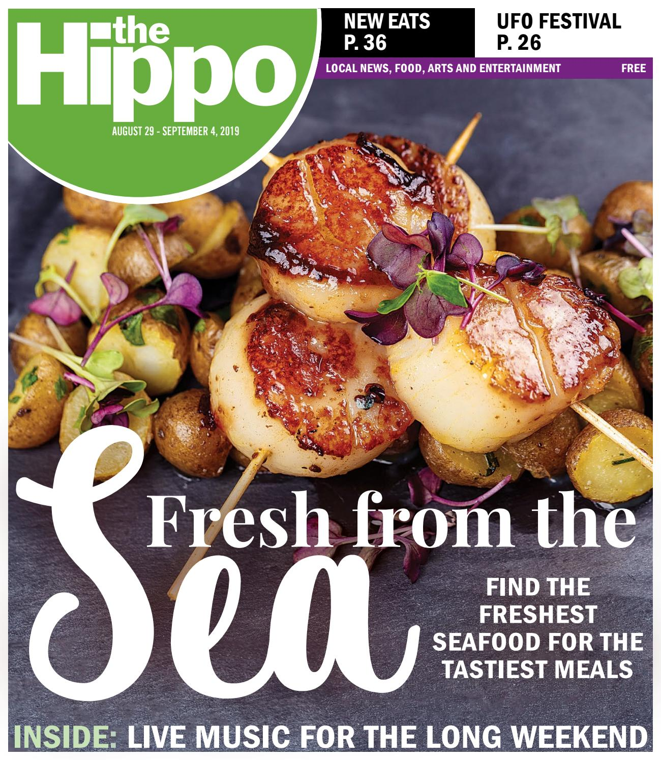 Hippo 8-29-19 by The Hippo - issuu