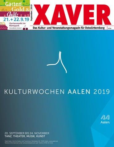 Xaver 09 19 By Hariolf Erhardt Issuu