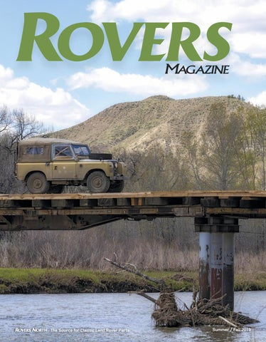 Rovers Magazine Summer 2019 by Rovers North - issuu