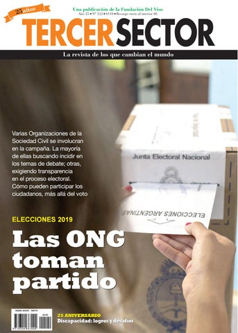 Revista Tercer Sector Edición 122 By Tercer Sector Issuu