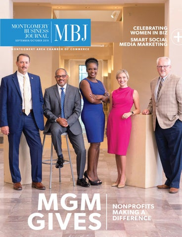 Montgomery Business Journal - September 2019 by Montgomery