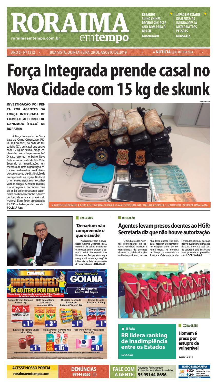Jornal Roraima em tempo – edição 1312 by RoraimaEmTempo - issuu