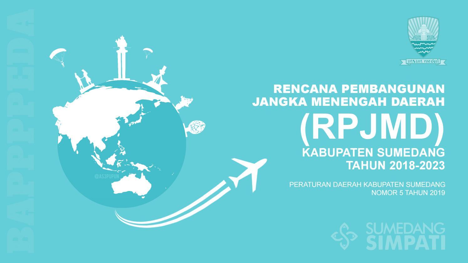 Rpjmd 2018 2023 By Klik Sumedang Issuu