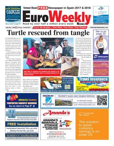 Euro Weekly News Costa De Almeria 29