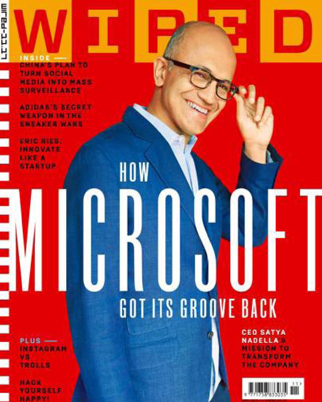 Wired magazine - Talking Biz News