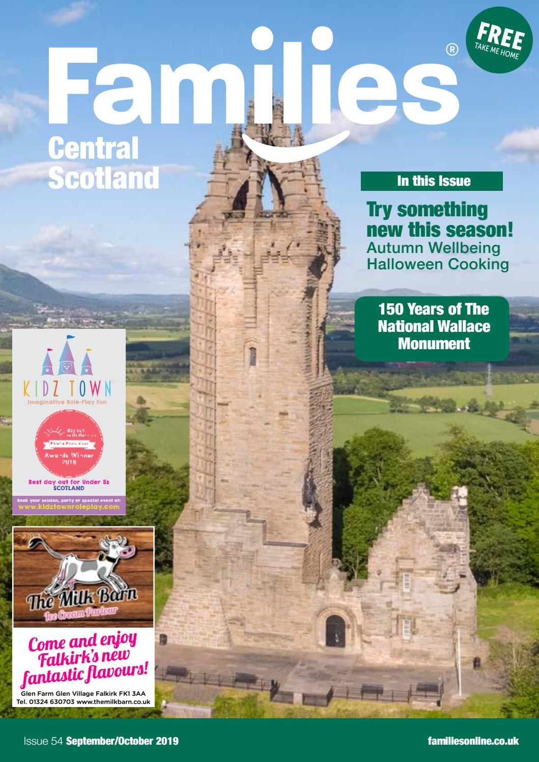 Families Central Scotland Sep-Oct 2019 by Families Magazine