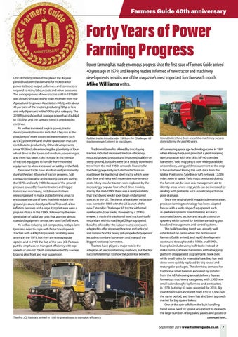 Page 7 of Forty Years of Power Farming Progress