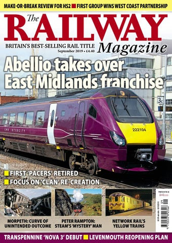 The Railway Magazine September 2019 by Mortons Media Group