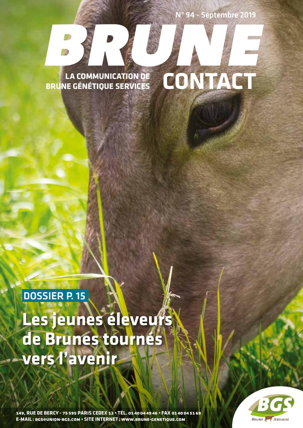 Brune Contact 2019 Numéro 94 by Bulot Olivier - issuu