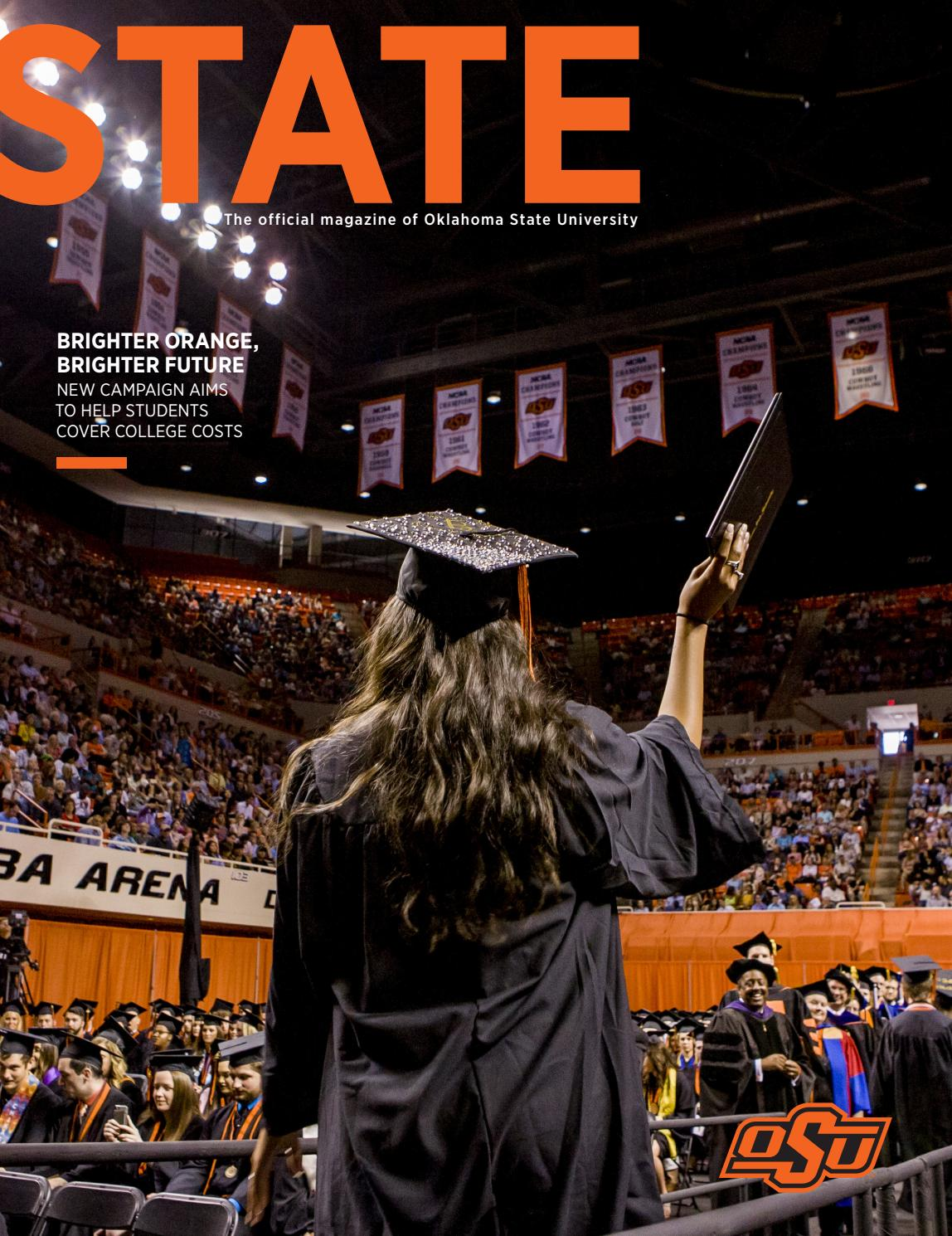 STATE Magazine Fall 2019 by Oklahoma State - issuu