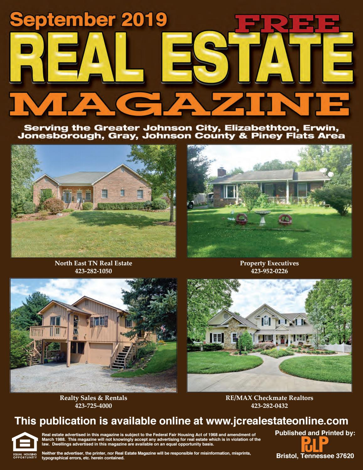 Johnson city homes by Real Estate Magazines - issuu