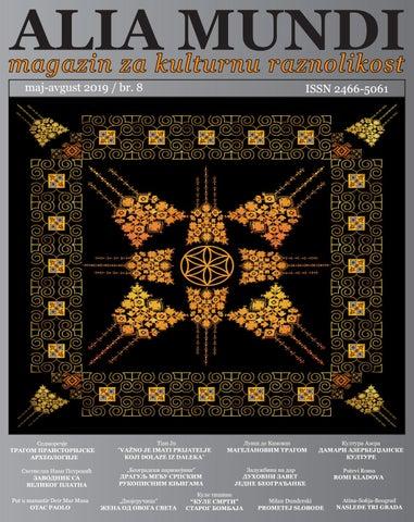 Alia Mundi: magazin za kulturnu raznolikost by Alia Mundi