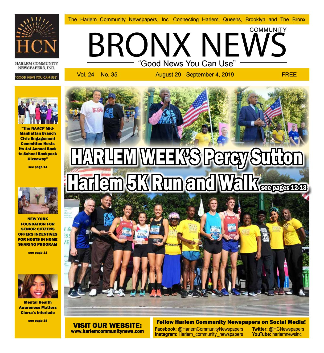 Bronx Community Newspapers | August 29, 2019 by Mike Kurov
