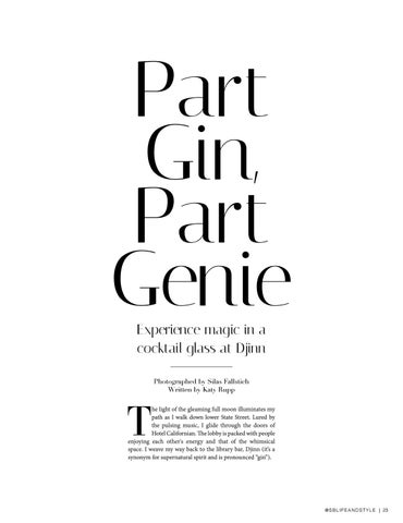 Page 23 of Part Gin, Part Genie