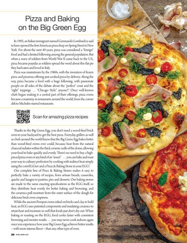 Page 26 of Pizza and Baking on the Big Green Egg