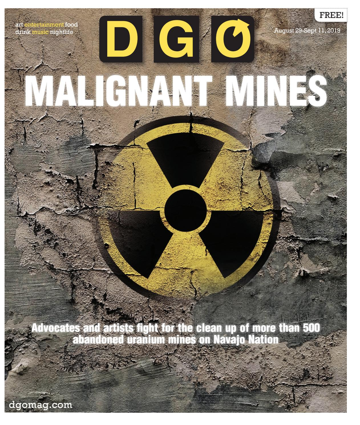 DGO - Malignant Mines by Ballantine Communications - issuu