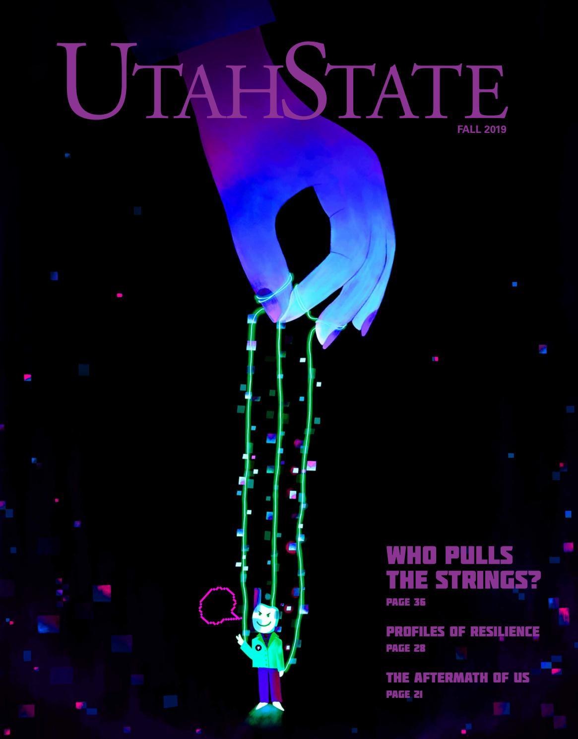 Utah State Magazine Fall 2019 by Utah State Magazine - issuu