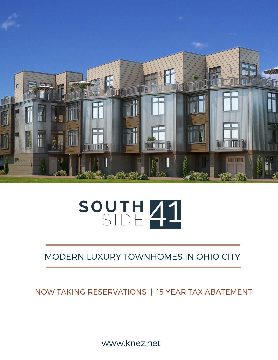 Southside 41 By Knez Homes Issuu