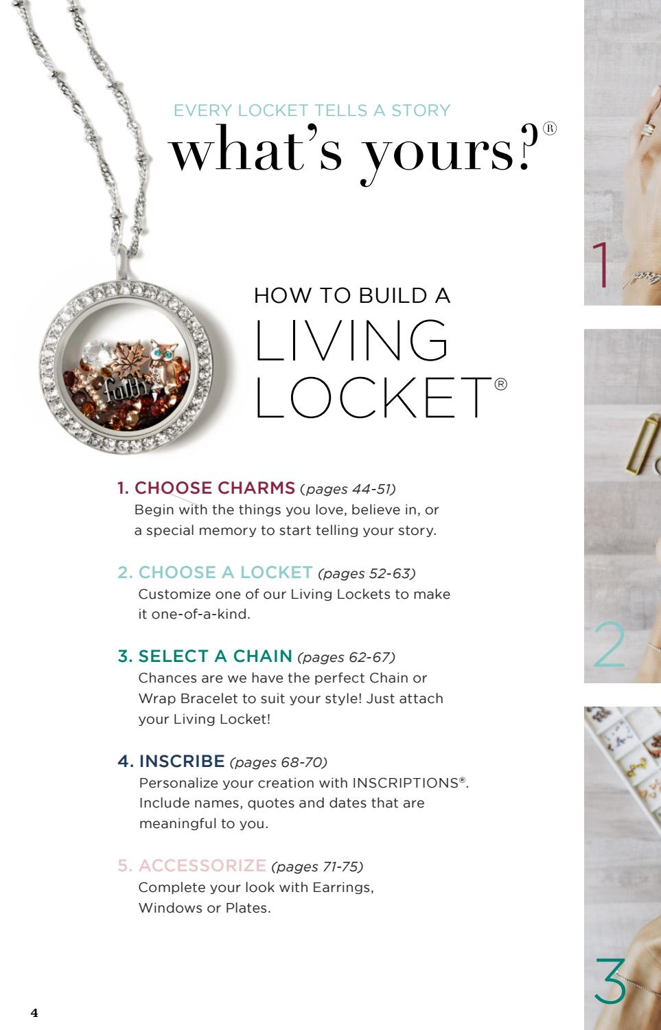 Origami Owl at Storied Charms: Origami Owl Inscriptions Summer ... | 1500x963