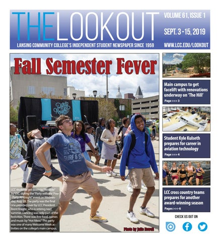 Lcc Fall Semester 2020.The Lookout Volume 61 Issue 1 By The Lookout Issuu