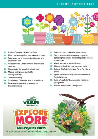 Page 15 of Spring Bucket List