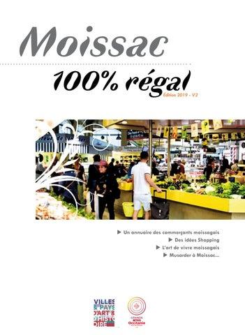 Moissac 100 Régal By Mairie Moissac Issuu