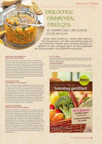 Page 19 of Den Sommer konservieren!