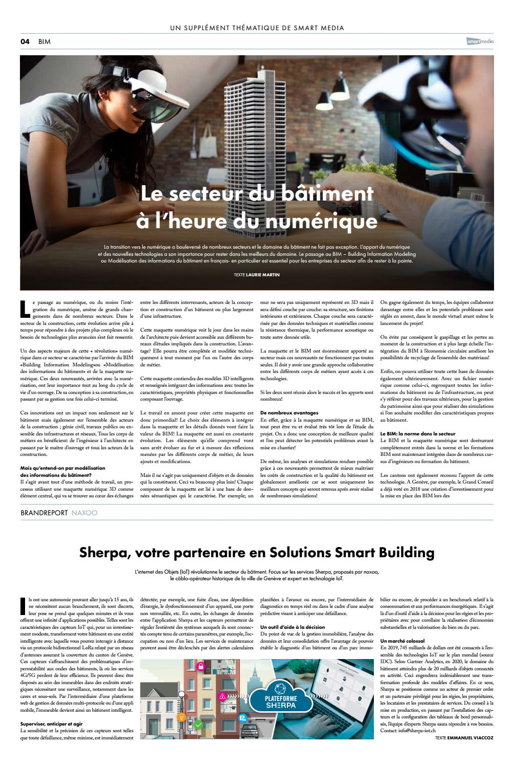 Les Corps De Métier Du Batiment focus it & digitalisationsmart media - issuu