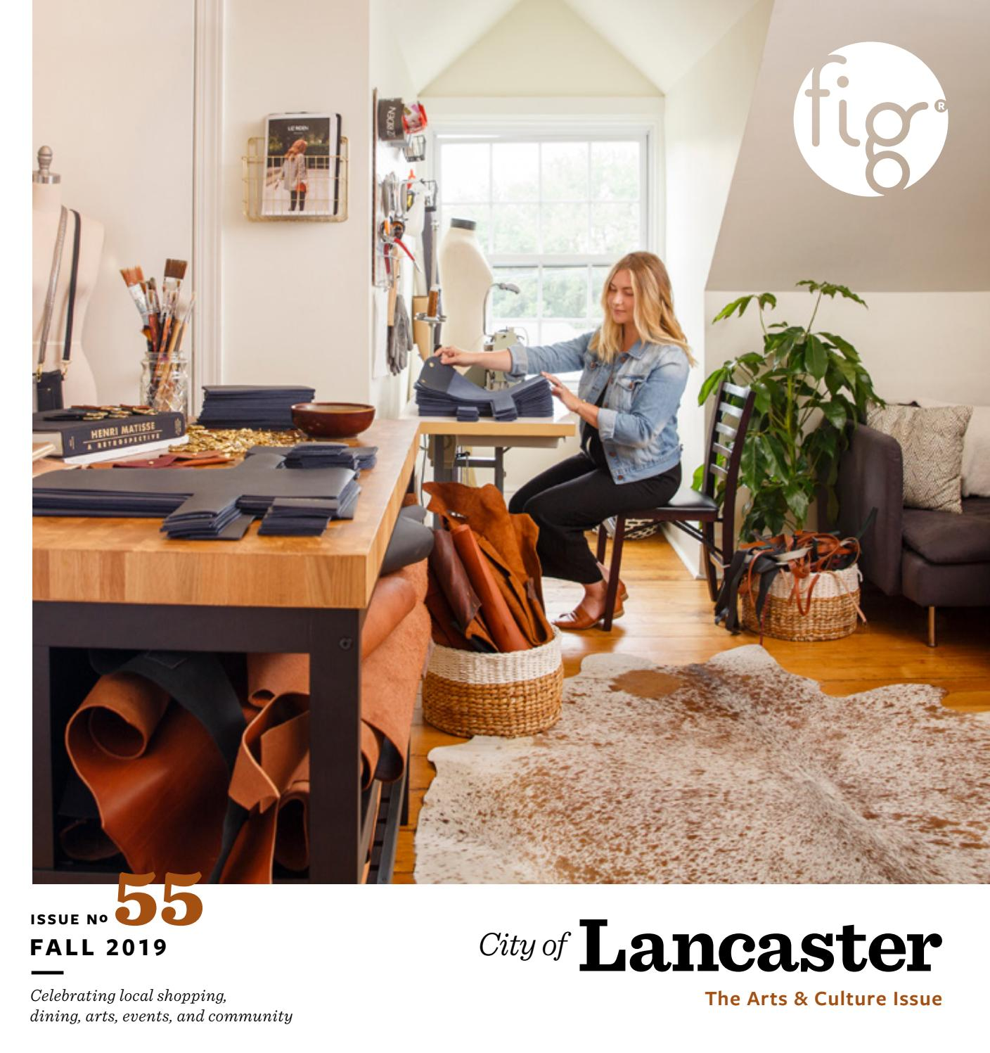 Fig Lancaster Fall 2019 By Fig Industries Fig Magazine Issuu