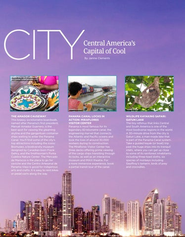 Page 31 of Snapshot: Panama City Central America's Capital of Cool
