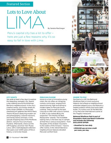 Page 32 of Lots to Love About Lima