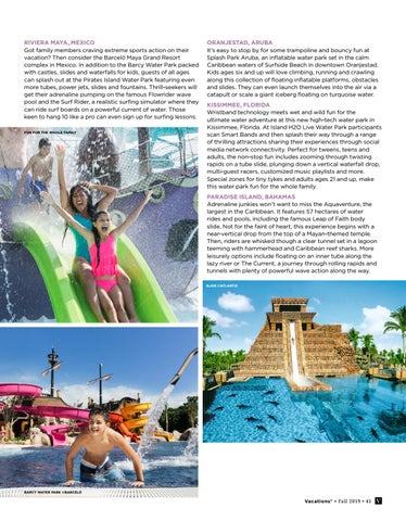 Page 41 of Make a Splash at These Family-Friendly Water Parks
