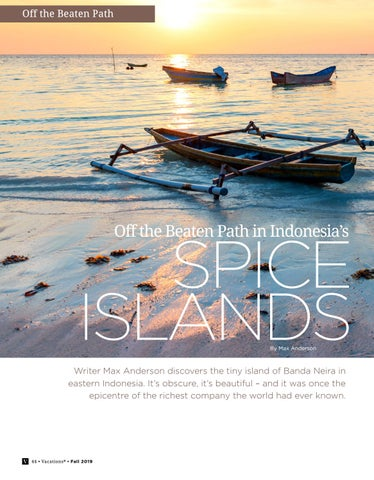 Page 44 of Off the Beaten Path in Indonesia's Spice Island